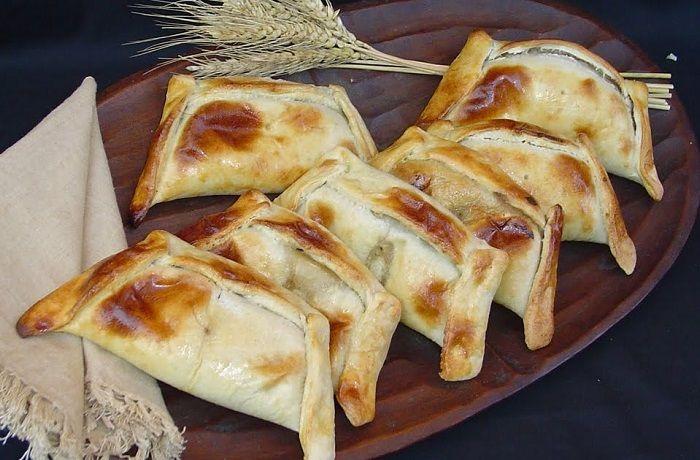 Receta de empanadas de pino chilena