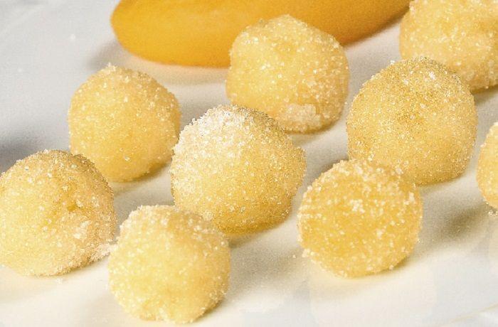 Receta de confites de papaya