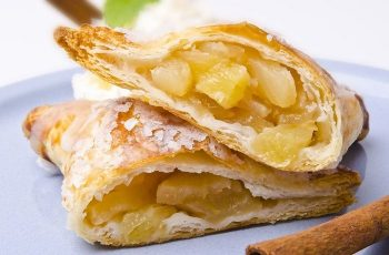 Receta de empanadas de manzana