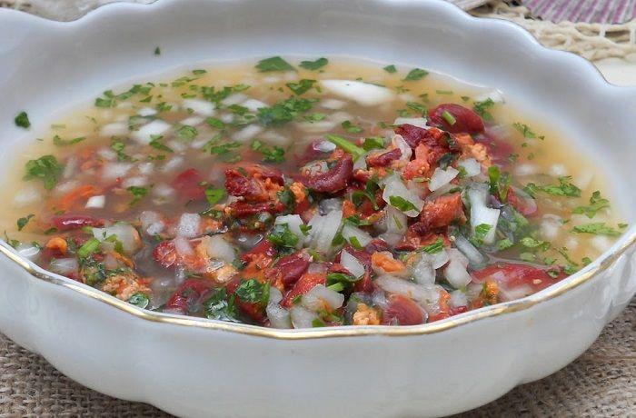 Receta de piures en salsa verde