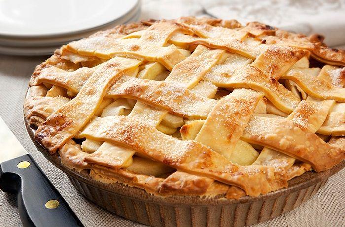 Receta de kuchen de manzana chileno