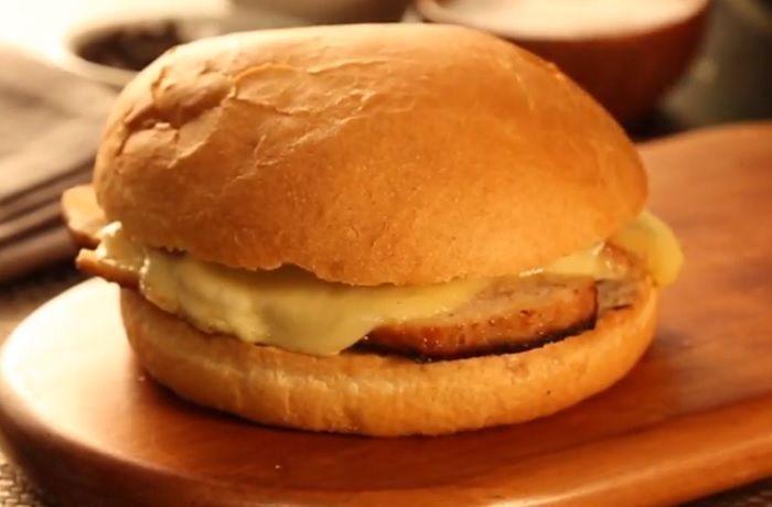Receta de sándwich diplómático chileno