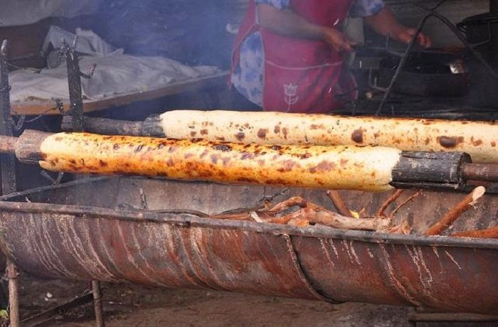 Receta de chochoca negra de Chiloé