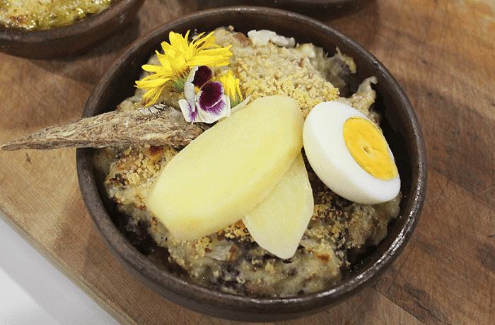 Receta de chupe de charqui chileno