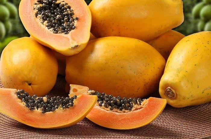 Receta de miel de papaya
