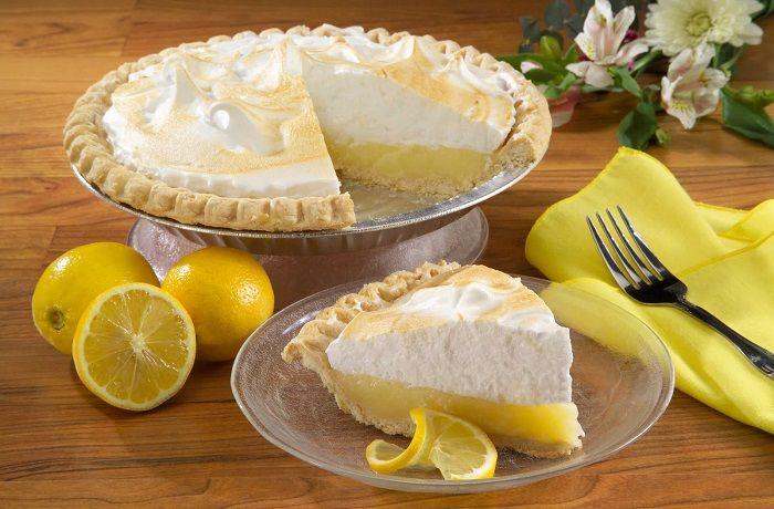 Receta de pie de limon chileno