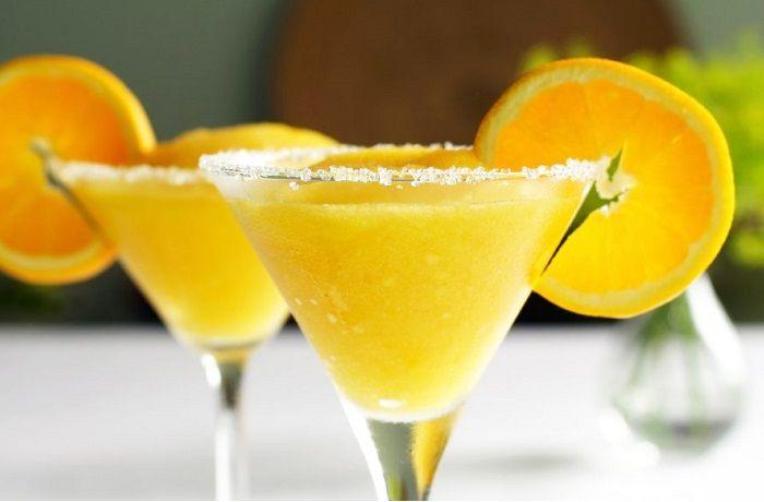 Receta de mango sour chileno