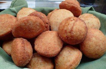 Receta de sopaipillas de piñones chilenos