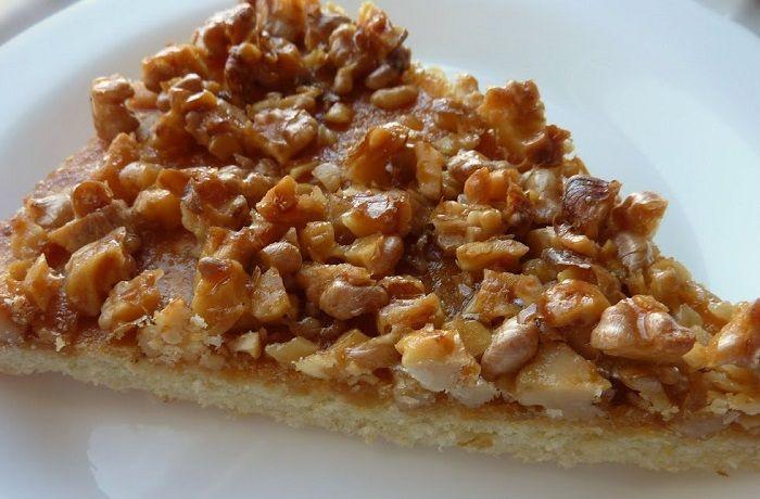 Receta de kuchen de nueces chileno