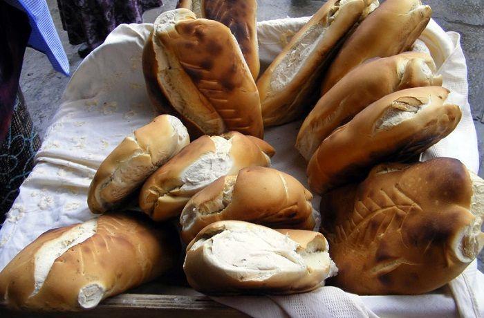 Receta de pan minero de lota