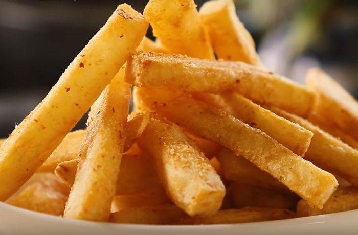 Receta de papas fritas perfectas