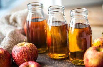 Receta de vinagre de manzana chilena